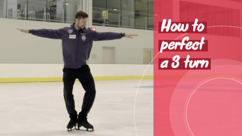 Figure Skating: How to perfect a 3 turn