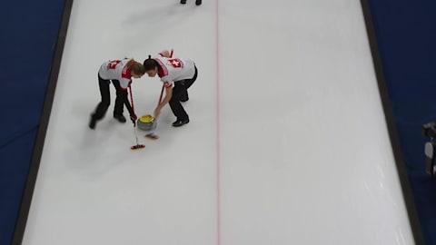 GBR v SUI (Round Robin) - Women's Curling | PyeongChang 2018 Replays
