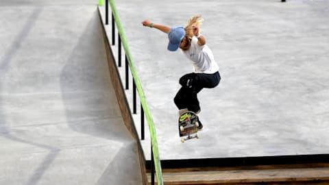 スケートボード・ストリートSLSワールドツアー第1戦ロンドン大会決勝:西村碧莉ら日本勢表彰台ならず