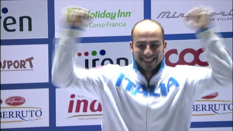 Alessio Foconi remporte la finale du Torino Grand Prix