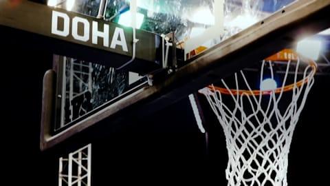 À VOIR... FIBA 3x3 World Tour 1ère Étape - Doha
