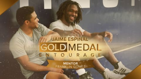 Amigos e mentores: Como Franklin Gomez ajudou no sucesso de Jaime Espinal