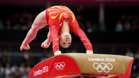 The beauty of Women's Artistic Gymnastics