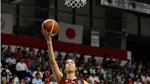 長岡萌映子:高校生で日本代表デビュー。バスケットボール女子をけん引する若きオールラウンダー