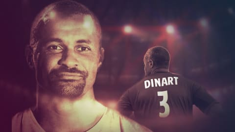 France's Didier Dinart (extended)
