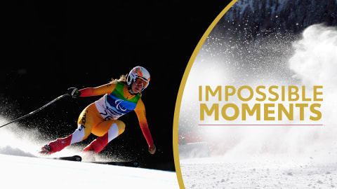 Lauren Woolstencroft's Sensational Golden Quintuple | Impossible Moments