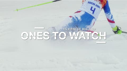 Ones to Watch - Esquí alpino