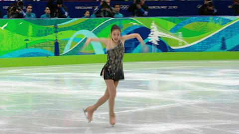 Kim Yu-Na, individual femenino, patinaje artístico | Vancouver 2010