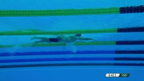 Rio Replay : Finale du 1 500 m nage libre hommes