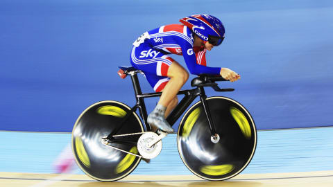 GB's Trott wins Women's Omnium gold | London 2012 Replays