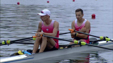 Lightweight Double Sculls Men | Rowing @ Rio 2016