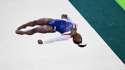 Reine gymnaste
