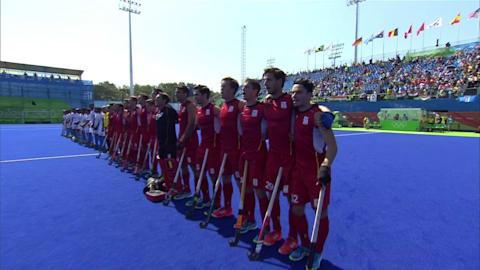 Bélgica 3-1 India