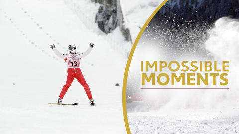 Team Japan Jumps To a Historic Win At Home | Impossible Moments