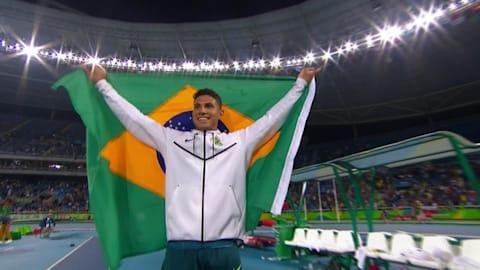 Da Silva bricht Olympiarekord im Stabhochsprung
