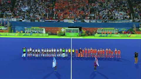 Países Baixos 3-2 Argentina