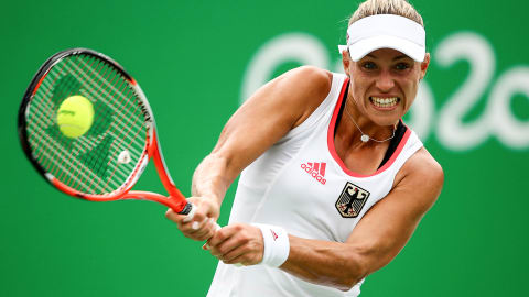 Angelique Kerber: My Rio Highlights