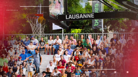 Lausanne World Tour Masters 2017 - FIBA 3x3 Basketball Magazine