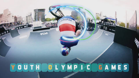 A digital first - YOG on Olympic Channel