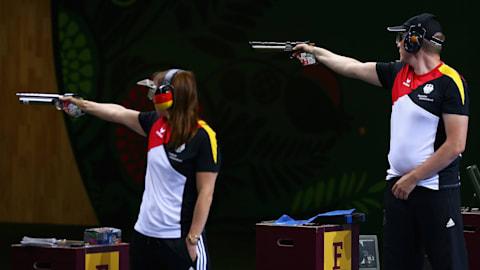 Final (E.M.) pistola aire de 10m | Copa del Mundo Rifle/Pistola ISSF - Río