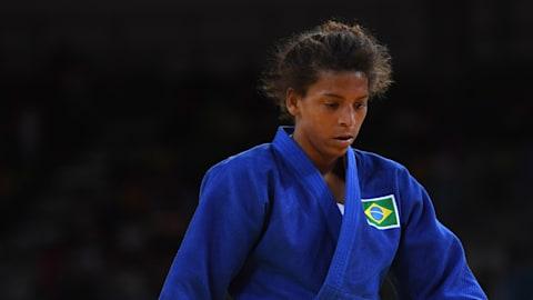 Rafaela Silva will nach dem positiven Test ihre Unschuld beweisen