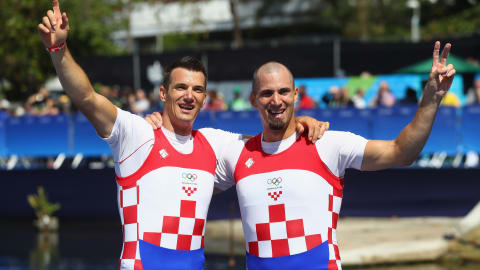 Sinkovic Brothers Surpass Greats Of Rowing To Break Course Record At Henley