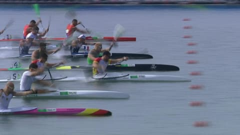 Craviotto and Toro win Kayak Double gold
