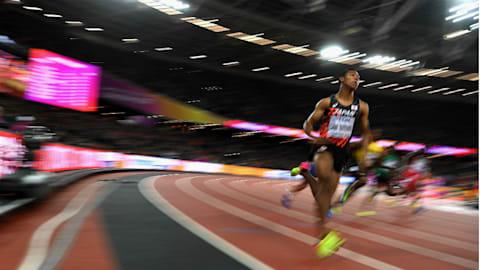 サニブラウン・ハキーム:中学時代に10秒台を記録。「ボルトの記録を破った男」として一躍脚光を浴びる