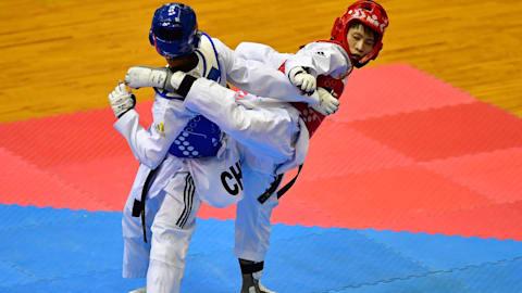 Finales +80-87kg, +58-63kg, +49-53kg|Taekwondo-Universiada de Verano-Nápoles