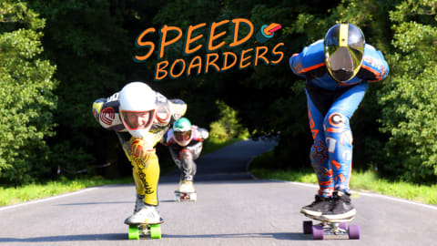 紹介編 - Speed Boarders