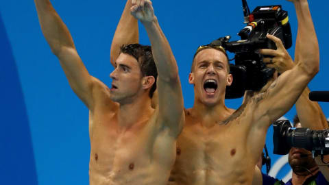 Michael Phelps : Caeleb Dressel could win eight golds at Tokyo 2020