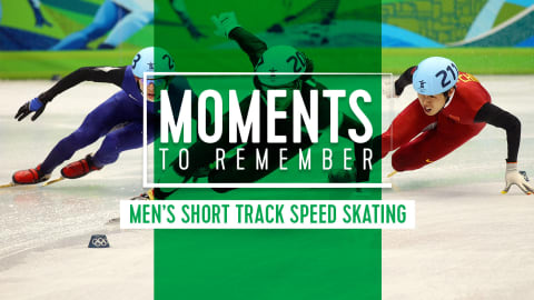 オリンピック史に残るショートトラック男子の追い抜き5選