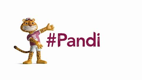 اشعر بالمستقبل مع #Pandi