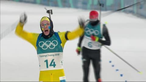 Poursuite (H) 12,5km - Biathlon | Replay de PyeongChang