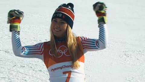 Queen of the slopes wins more prize money than the men