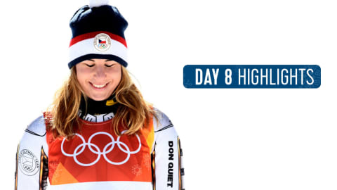 Day 8 Highlights | Pyeongchang 2018