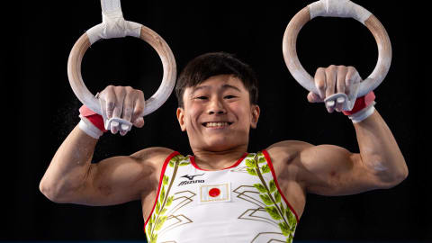 Takeru Kitazono: The new Uchimura?