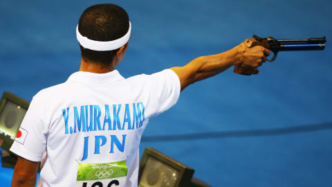 The beauty of Modern Pentathlon