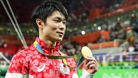 Kohei Uchimura : Mes temps forts de Rio