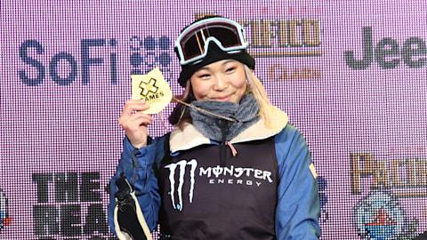 Chloe Kim wins fifth Winter X Games title
