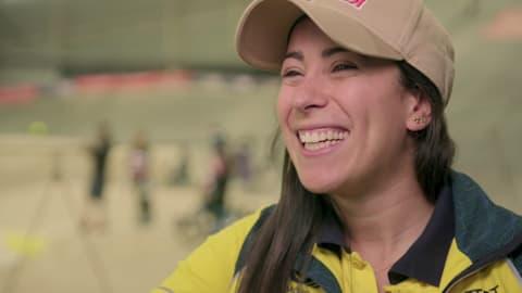 "Olympiasiegerin Pajon: ""Tokio ist ein neuer Traum"""