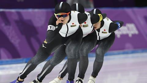 スピードスケートW杯第1戦、女子500Mで小平奈緒が金…女子団体追い抜きでも高木姉妹&佐藤が戴冠