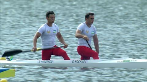 Rio 2016 Men's Canoe Double – 1000m - Final A