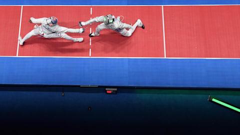 Men's Semi-finals and Finals | FIE Grand Prix Sabre - Seoul