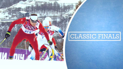Men's Skiathlon, Sochi 2014