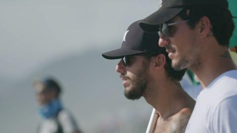 Gabriel Medina e Filipe Toledo - Amici o rivali?