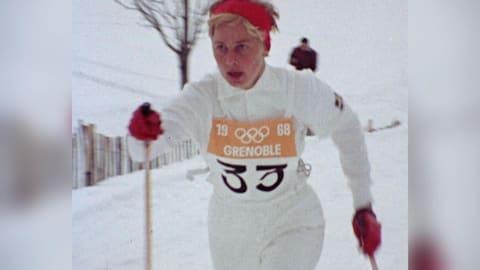 Il meglio della nazionale svedese, staffetta femminile sci di fondo