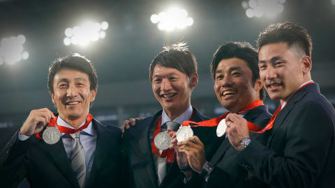 L'historique 4x100m japonais troque son bronze de Pékin pour l'argent