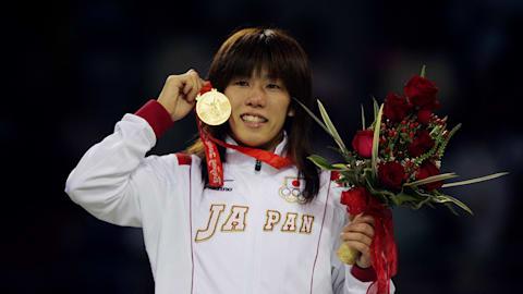 女子レスリング吉田沙保里さんのオリンピック名場面を振り返る