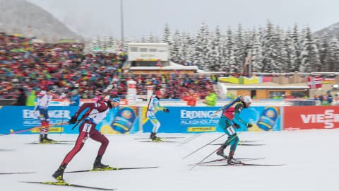 Men's 10km Sprint | IBU World Cup - Antholz-Anterselva